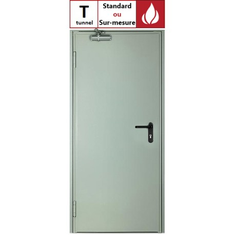 Porte FIRESTOP standard (1 vantail) EI2-60