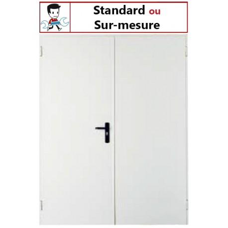 Porte premium E - 2 vantaux - Applique