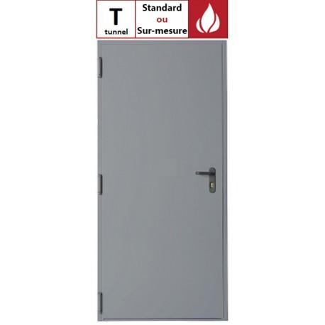 Porte tunnel coupe feu 1H - Premium T