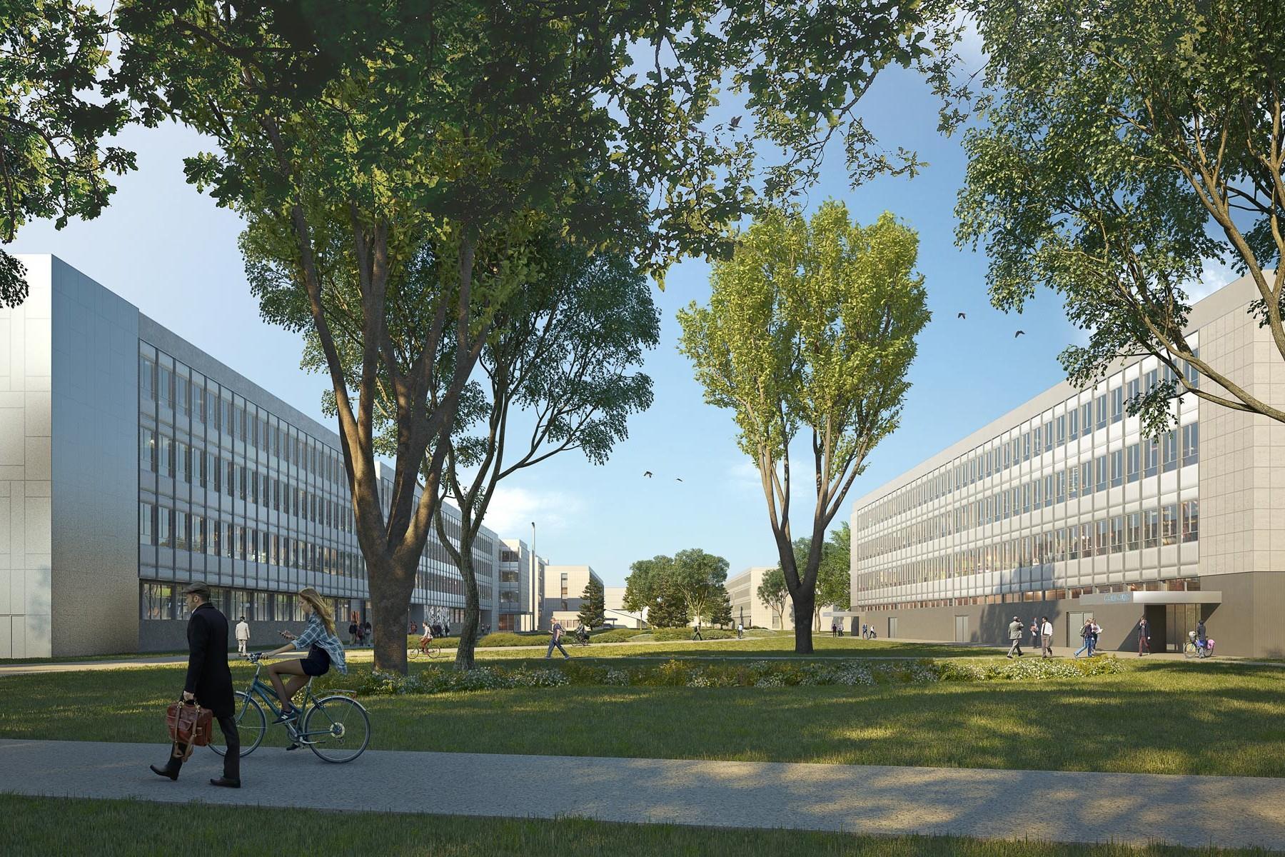 Campus LyonTech