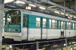 RATP Tunnel bobigny